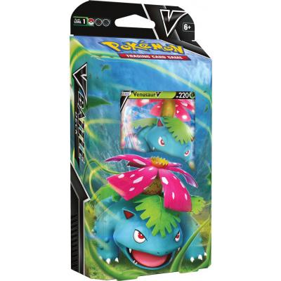 TCG Pokémon V Battle Deck - Venusaur V POKEMON