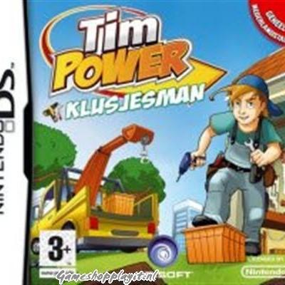 Tim Power Klusjesman NDS