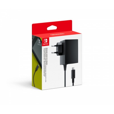 Foto van Nintendo Switch Ac Adapter SWITCH