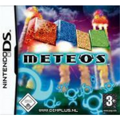 Meteos NDS