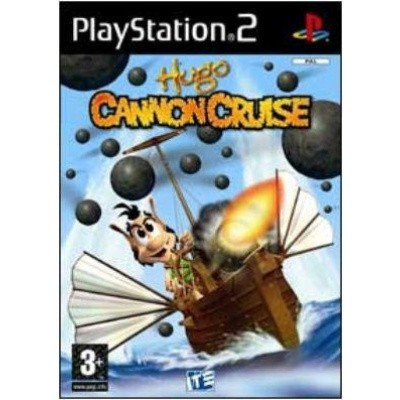Hugo Cannoncruise PS2