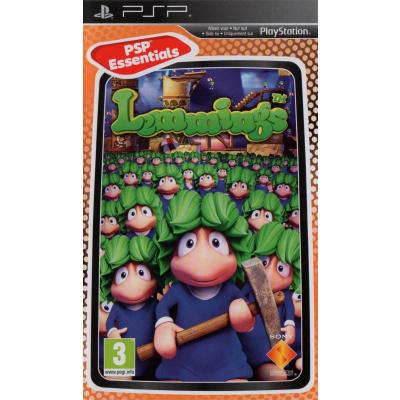 Foto van Lemmings (Essentials) PSP