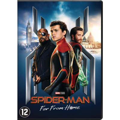 Foto van Spider-Man Far From Home DVD