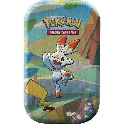 Foto van TCG Pokémon Galar Pals Mini Tin - Scorbunny POKEMON