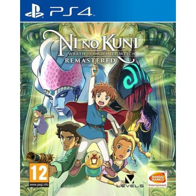 Foto van Ni no Kuni: Wrath of the White Witch Remastered PS4