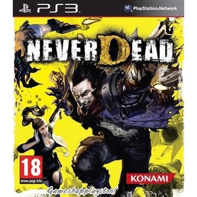 Neverdead PS3
