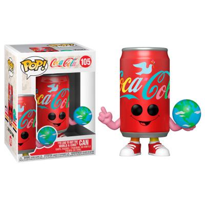 Pop! Coca-Cola: I'd Like to Buy the World a Coke Can FUNKO
