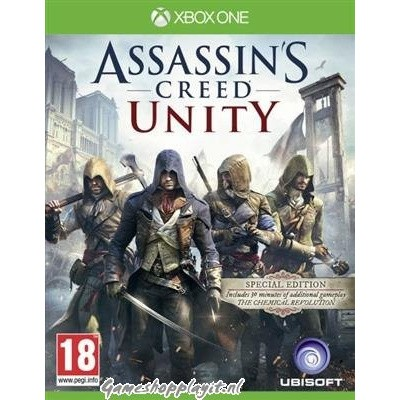 Foto van Assassin's Creed Unity Special Edition XBOX ONE
