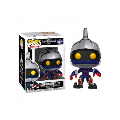 Foto van Pop! Games: Kingdom Hearts 3 - Soldier Heartless FUNKO