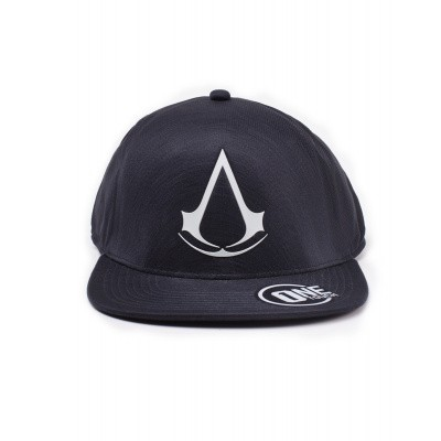 Assassin's Creed Crest Seamless Flat Bill - Snapback MERCHANDISE