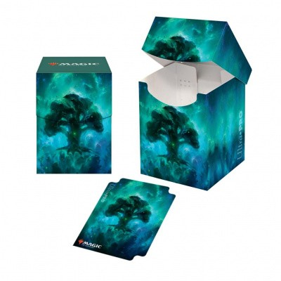 Foto van TCG Magic The Gathering Celestial Forest 100+ Deckbox MAGIC THE GATHERING