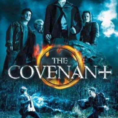 Foto van The Covenant DVD MOVIE