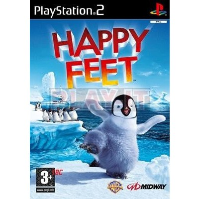 Foto van Happy Feet PS2