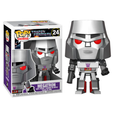 Pop! Retro Toys: Transformers - Megatron Funko