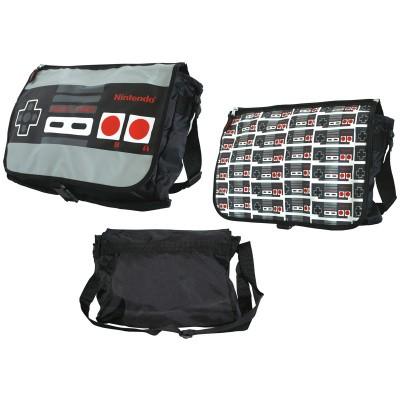 Nintendo - Reversible Flap Messenger Bag MERCHANDISE