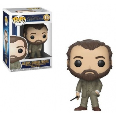 Foto van Pop! Movies: Fantastic Beasts 2 - Dumbledore FUNKO