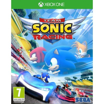 Foto van Team Sonic Racing Xbox One