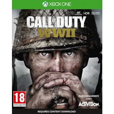 Call Of Duty: Wwii, Ww2 XBOX ONE