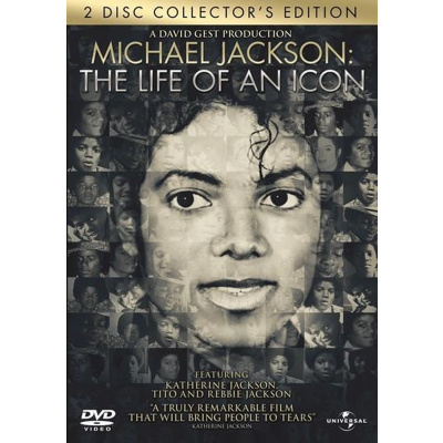 Foto van Michael Jackson The Life Of An Icon (2 Disc Collector's Edition) DVD