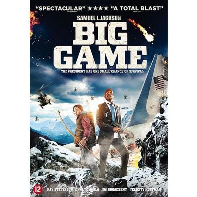 Foto van Big Game DVD MOVIE