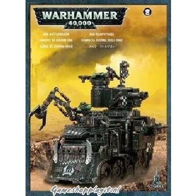 Foto van Ork Battlewagon Warhammer 40k