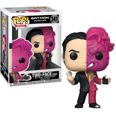 Foto van Pop! Heroes: Batman Forever - Two-Face FUNKO