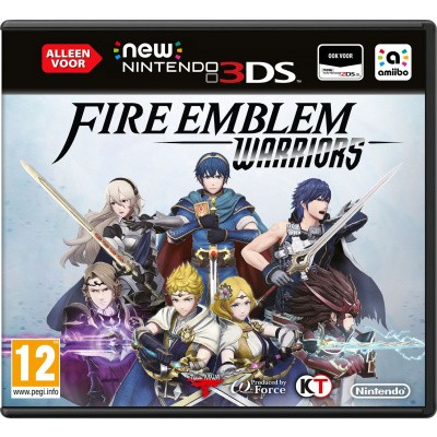 Foto van Fire Emblem Warriors New 3DS