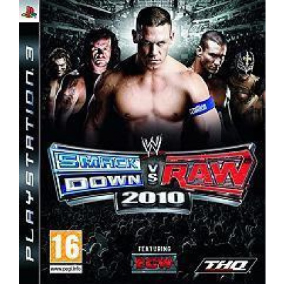 WWE SmackDown! vs. RAW 2010 PS3
