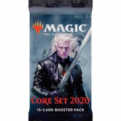 Foto van TCG Magic The Gathering Booster Pack Core 2020 MAGIC THE GATHERING