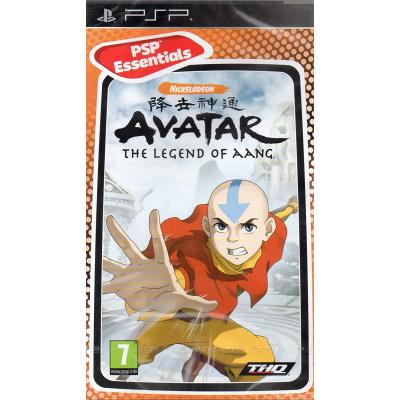 Foto van Avatar De Legende Van Aang (Essentials) PSP