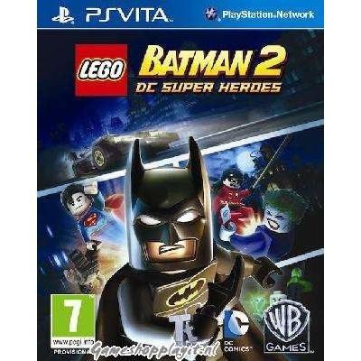 Foto van Lego Batman 2 DC Super Heroes PSVITA