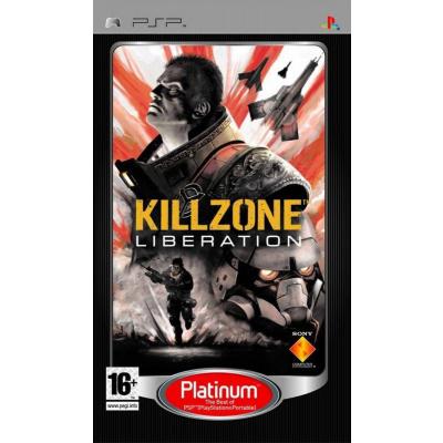 Foto van Killzone Liberation (Platinum) PSP