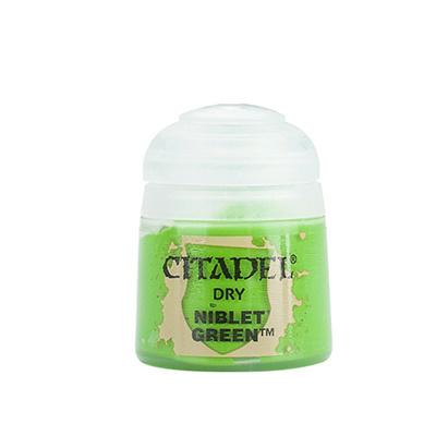 Citadel Dry - Niblet Green CITADEL