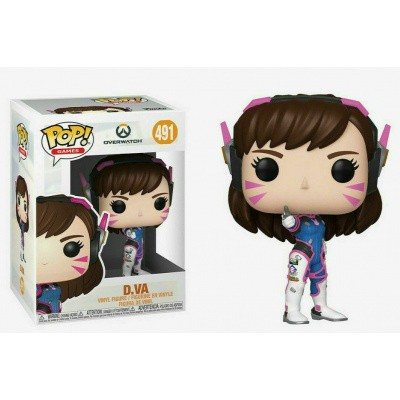 Foto van Pop! Games: Overwatch - D.Va FUNKO