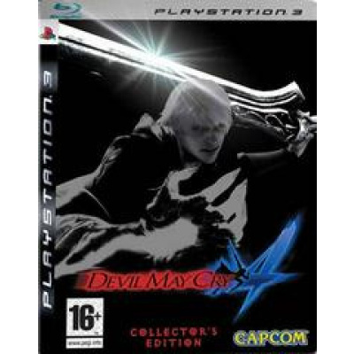 Foto van Devil May Cry 4 Collector's Edition PS3