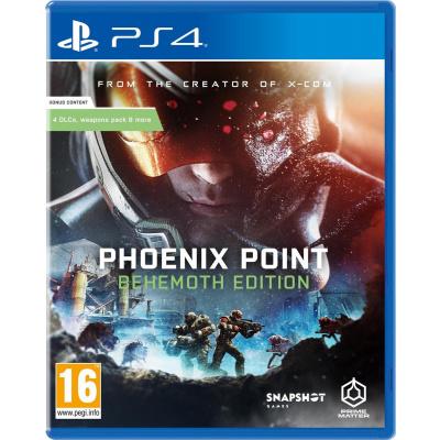 Foto van Phoenix Point Behemoth Edition PS4