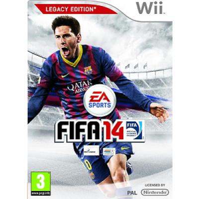 Fifa 14 Legacy Edition WII