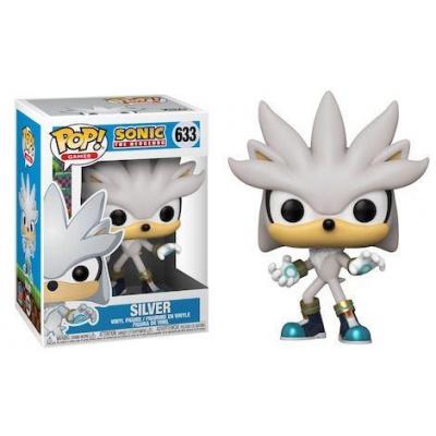 Foto van Pop! Games: Sonic 30th - Silver the Hedgehog Funko