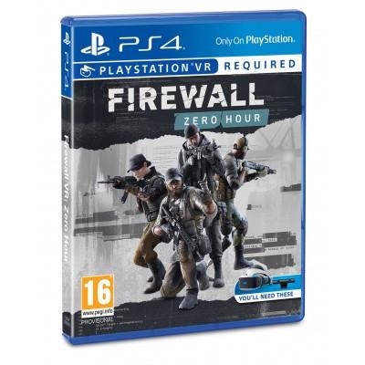 Firewall Zero Hour VR PS4