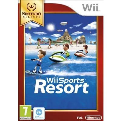 Foto van Wii Sports Resort (Selects) Wii