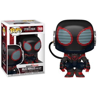 Pop! Marvel Spider-Man: Miles Morales - Miles Morales 2020 Suit FUNKO