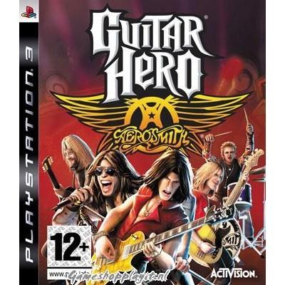 Guitar Hero Aerosmith (Game Only) PS3