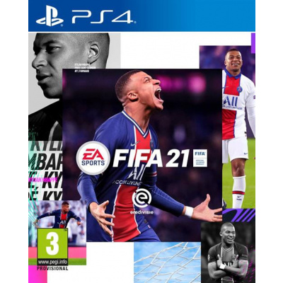 Foto van FIFA 21 PS4