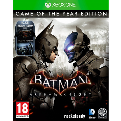 Foto van Batman: Arkham Knight (GOTY Edition) Xbox One