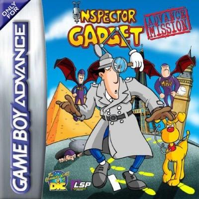 Foto van Inspector Gadget Advance Mission GBA