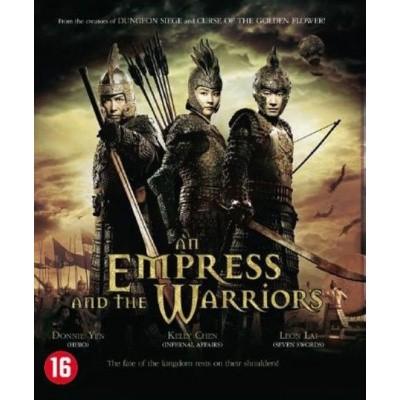 Foto van An Empress And The Warriors BLU-RAY