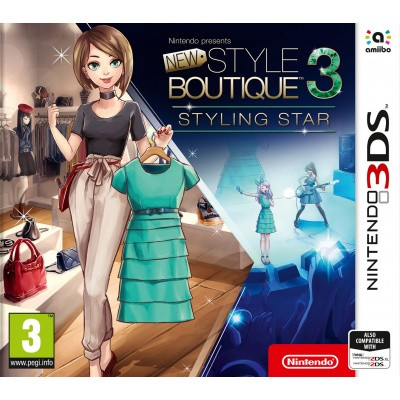 Foto van New Style Boutique 3 Styling Star 3DS