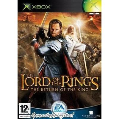 Foto van Lord Of The Rings: Return Of The Ki XBOX