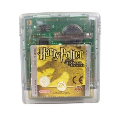 Foto van Harry Potter And The Chamber Of Secrets GBC LOSSE GAME