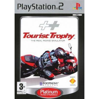 Foto van Tourist Trophy: The Real Riding Simulator (Platinum) PS2